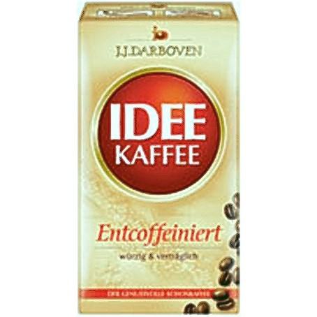 Idee Kaffee entcoffeiniert (12/500 g.)