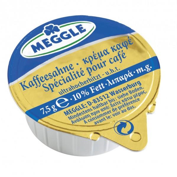 Meggle Kaffeesahne 7,5% (120/7,5 g.)