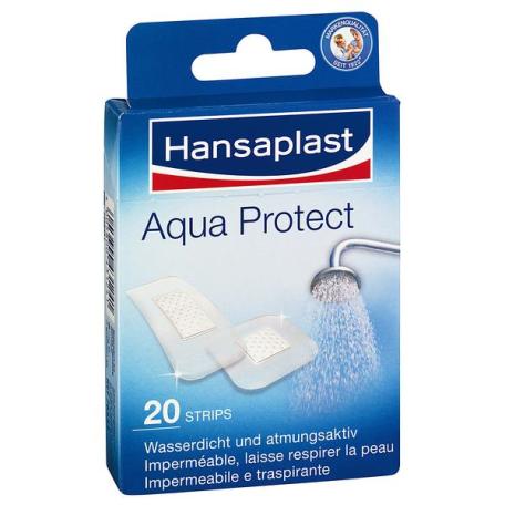 Hansaplast Aqua Protect (5/20er)