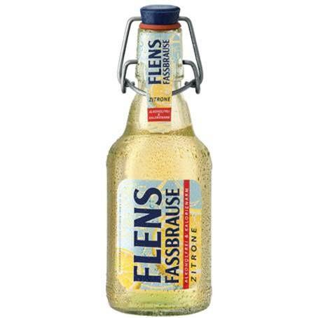 Flensburger Fassbrause (24/0,33 Ltr. Glas)