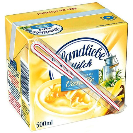 Landliebe H-Milchmisch Vanille (12/0,5 Ltr.)