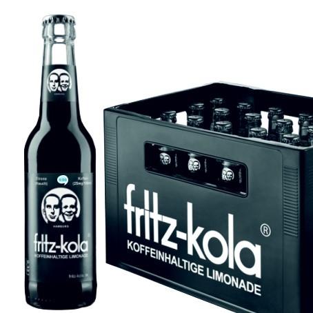 fritz -kola (24/0,33 Ltr. Glas)