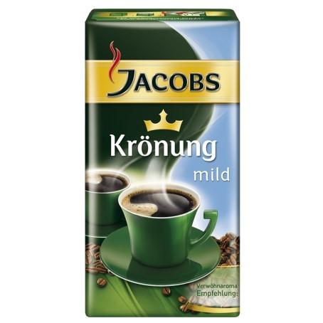 Jacobs Krönung mild&sanft (12/500 g.)