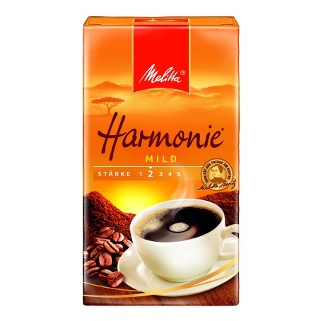 Melitta Cafe Harmonie mild (12/500 g.)