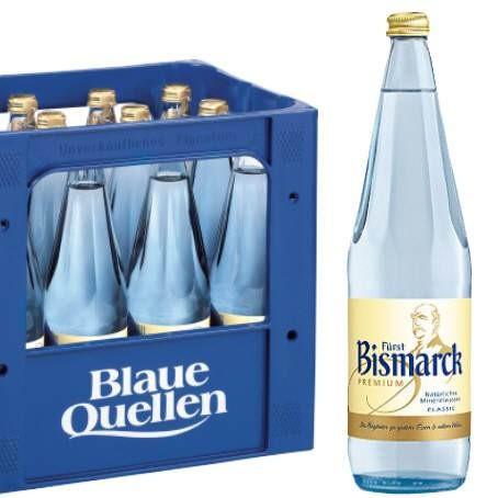 Bismarck Gourmet classic (12/0,75 Ltr. Glas)