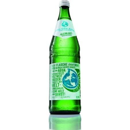 Viva Con Agua kleinlaut (12/0,75 Ltr. Glas)