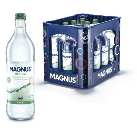 Magnus Medium (12/0,7 Ltr. Glas)
