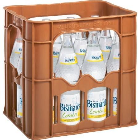 Bismarck Landfrische Zitrone (12/0,7 Ltr. Glas)
