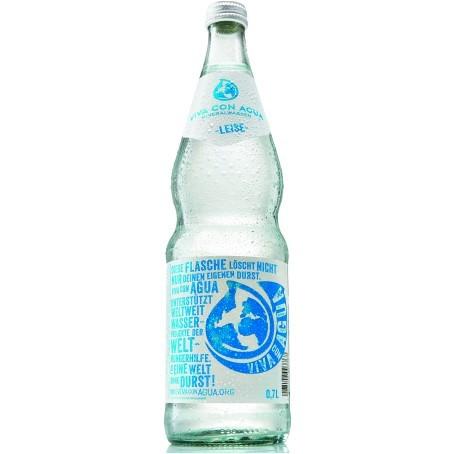 Viva Con Agua leise (12/0,7 Ltr. Glas)