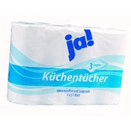 Ja Küchentücher (4/51 Blatt)