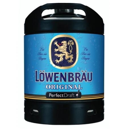 Löwenbräu Original Perfect Draft (1/6 Ltr.) EINWEG