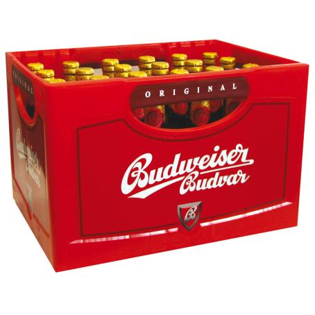 Budweiser Dosenbier
