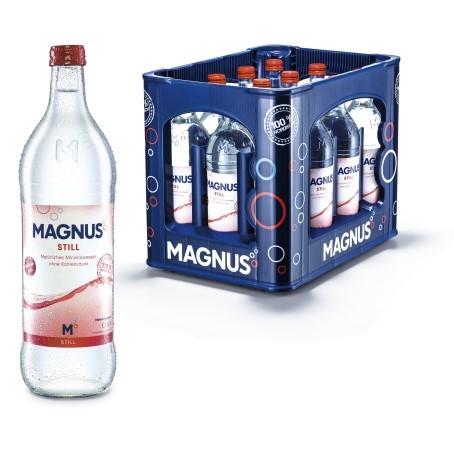 Magnus still o.K. (12/0,7 Ltr. Glas MEHRWEG)