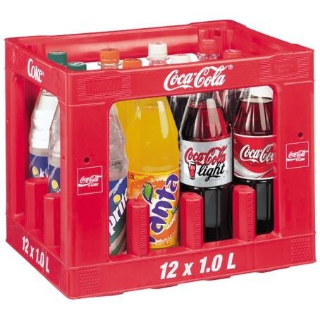Coca Cola Leerkiste