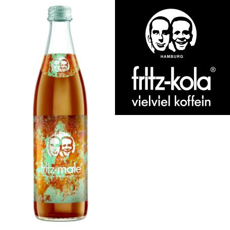 Fritz Mate 10/0,5 Ltr. Glas   Direct Getränke Lieferservice Hamburg