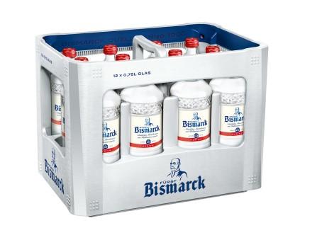 Bismarck Medium (12/0,75 Ltr. Glas MEHRWEG)
