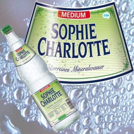 Sophie Charlotte Medium (12/0,7 Ltr. Glas MEHRWEG)