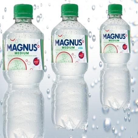 Magnus medium (20/0,5 Ltr. PETc EINWEG)