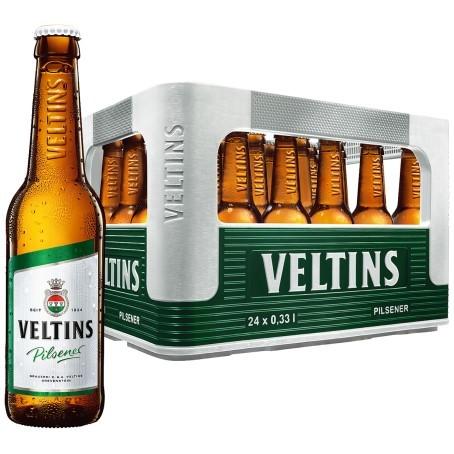 Veltins Pils (24/0,33 Ltr. Glas MEHRWEG)