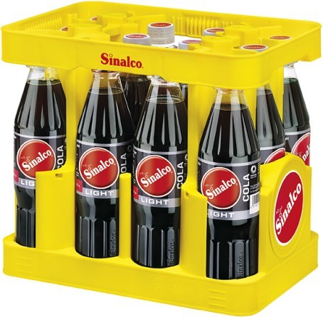 Sinalco Cola light (12/0,5 Ltr. PET MEHRWEG)
