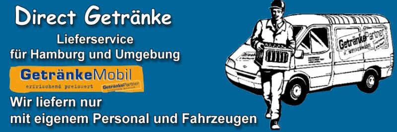Getränke für Hamburg <   Direct Getränke Lieferservice Hamburg